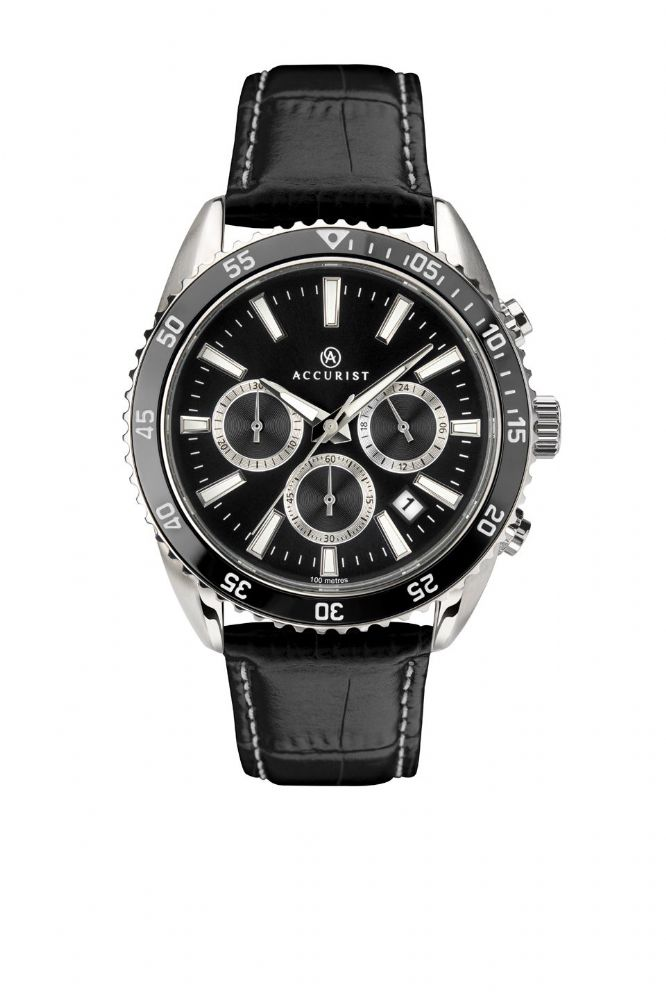 Accurist Mens's Signature Chronograph Watch